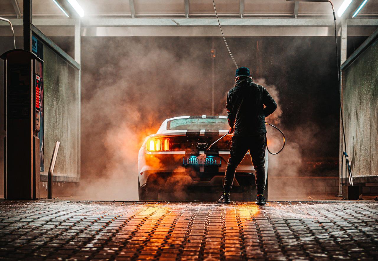 auto wassen nederland wasstraat carwash